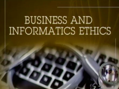 Presentazione del corso BUSINESS AND INFORMATICS ETHICS