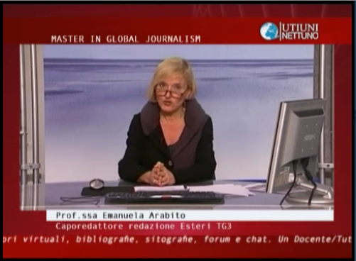 Master in Global Journalism Le tv arabe. Al Jazeera e le altre